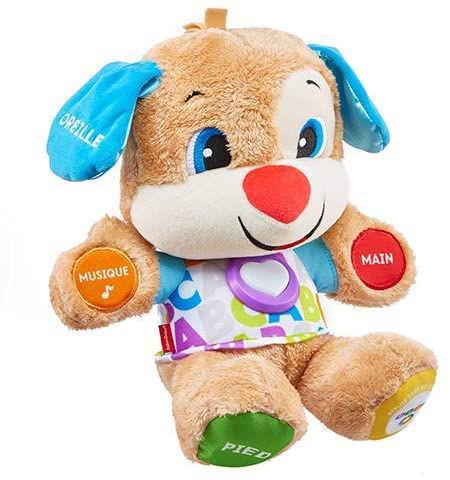 Image de Fisher-Price Puppy Eveil Progressif