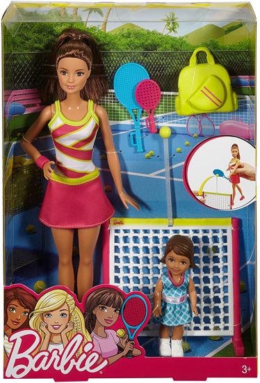 Image de Mattel poupee barbie career play set styles