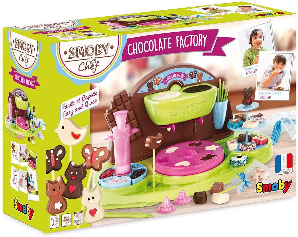 Image de Chocolate factory 312102