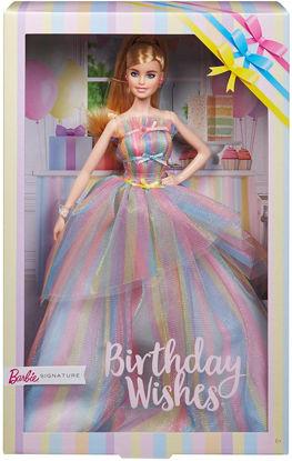 Image de Poupée Barbie Birthday Wishes