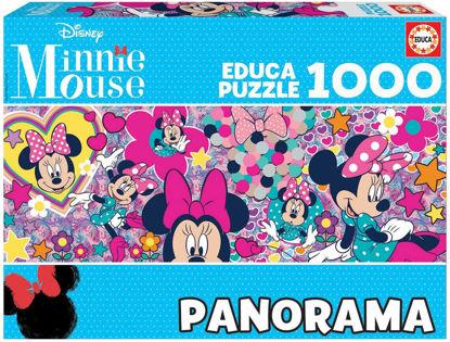 Image de Puzzle 1000 pcs minnie mouse 17991