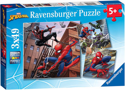 Image de Ravensburger Marvel Spiderman Mixte 08025