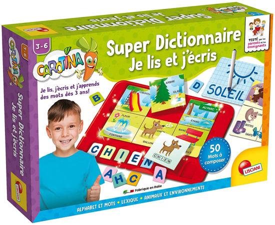 Image de super dictionnaire 'je lis et j'écris' FR 58662