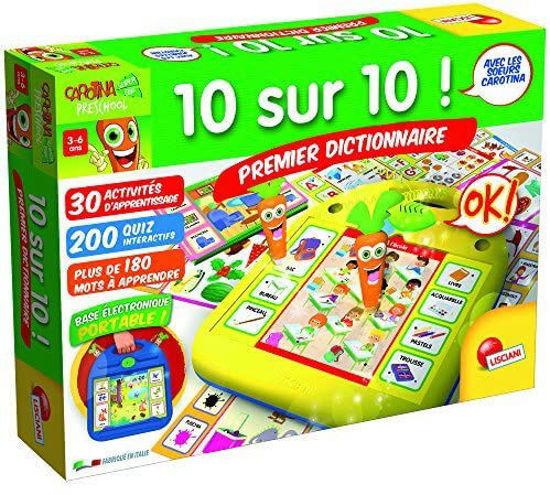 Image de Lisciani Carotina 10 Sur 10 Premier Dictionnaire F54251