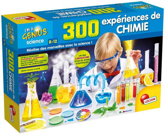 Image de 300 expérience de chimie FR66407