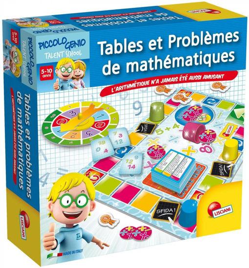 Image de Tables et probleme de mathématiques FR66247