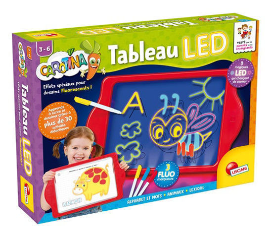 Image de Carotina tableau fluorescent led FR66216