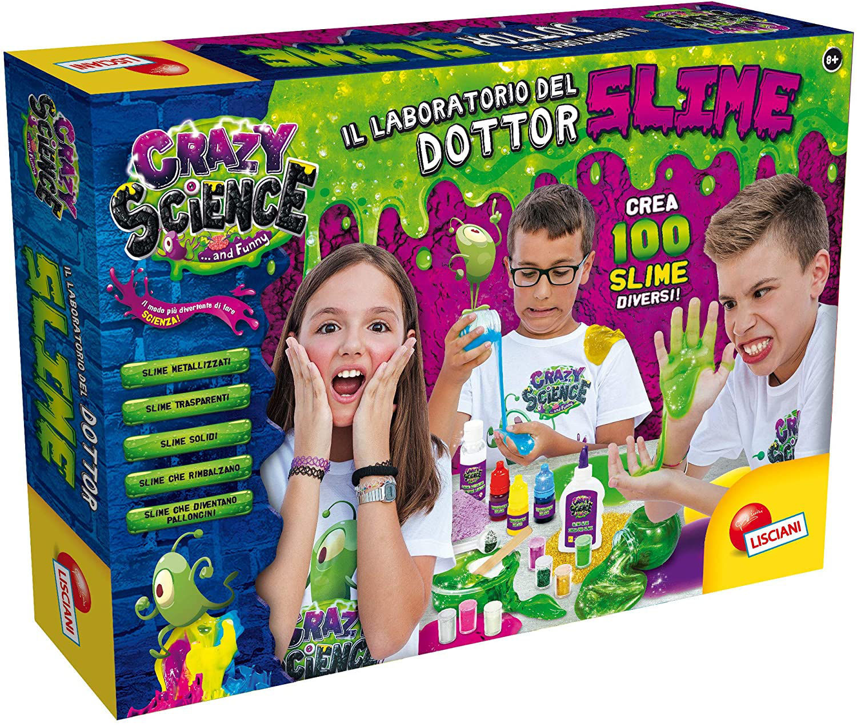 Image de Le grand laboratoire du docteur slime FR68685