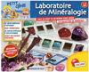 Image de Laboratoire de minéralogie EX56194