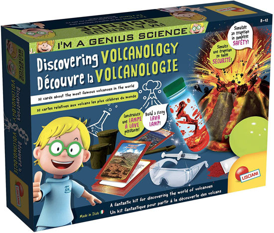 Image de A la découverte de la volcanologie EX59515