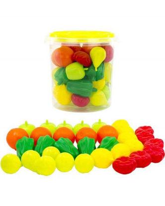 Image de Set Fruits et Légumes 34 Pcs  VICAM