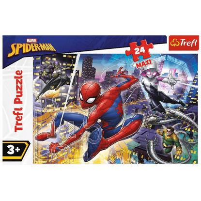 Image de TREFL Puzzle 24 maxi spiderman 14289