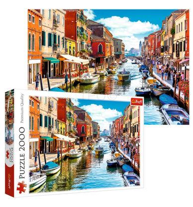 Image de Trefl Puzzle 2000 pièces Murano Venice 27110