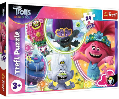 Image de TREFL Puzzle 24 maxi 14318