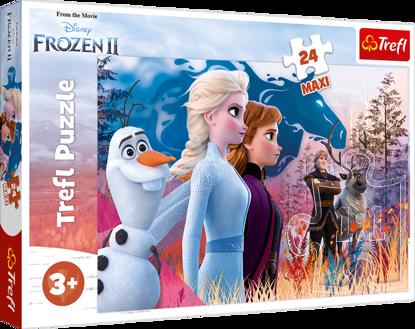 Image de TREFL Puzzle 24 maxi frozen 14298