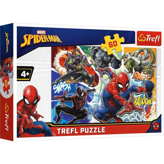 Image de Trefl Puzzle Spider-Man 60 pcs  17311