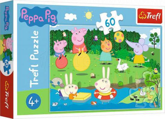Image de Trefl Puzzle Peppa Pig (60 pièces) 17326