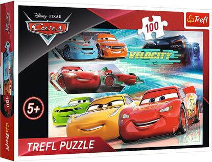 Image de TREFL Puzzle 100 cars 16337
