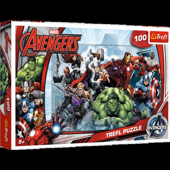 Image de TREFL Puzzle 100 avengers 16272