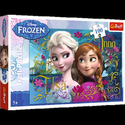 Image de TREFL Puzzle 100 frozen 16255