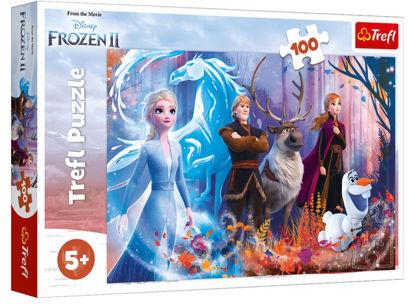 Image de Trefl Puzzle 100 Frozen2 16366