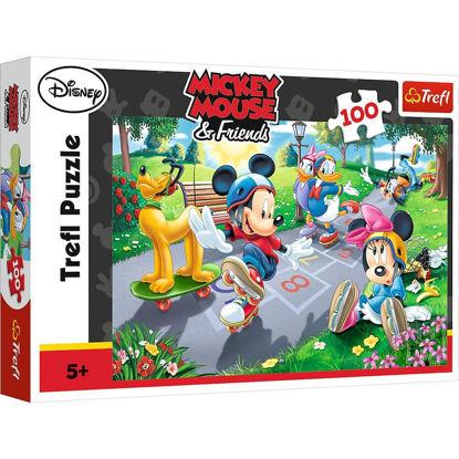 Image de Trefl  Puzzle Mickey 100 Pièces 16249