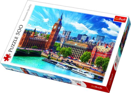 Image de TREFL PUZZLE 500 LONDON 37329