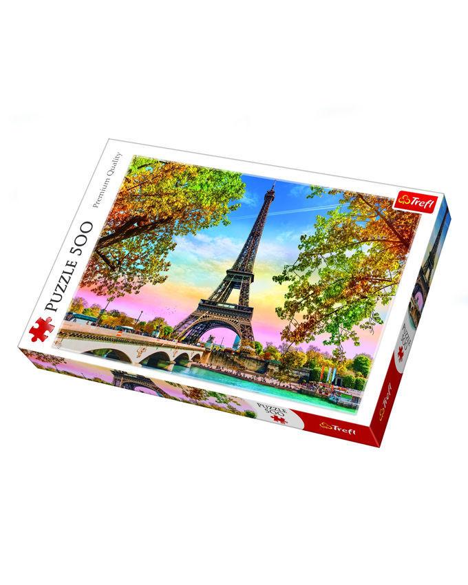 Image de TREFL PUZZLE 500 PARIS 37330