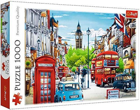 Image de TREFL PUZZLE 1000 LONDON 10557