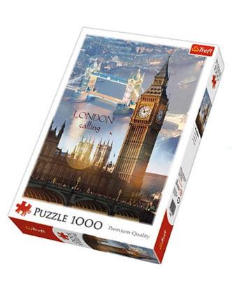 Image de TREFL PUZZLE 1000 LONDON 10395