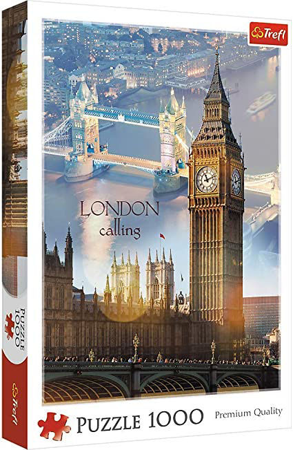 Image de TREFL PUZZLE 1000 LONDON 10395