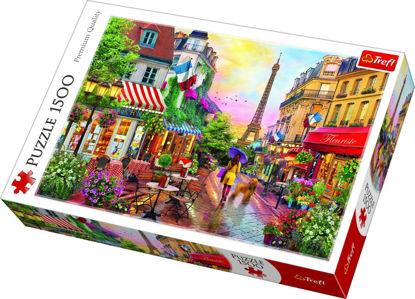 Image de TREFL PUZZLE 1500 CHARME DE PARIS 26156