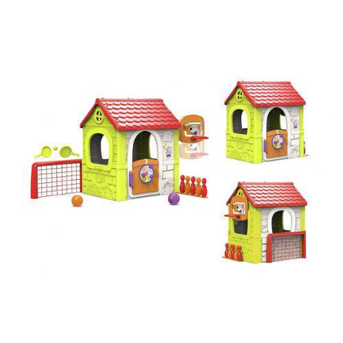 Image de FEBER MULTI-ACTIVITY HOUSE 6 EN 1