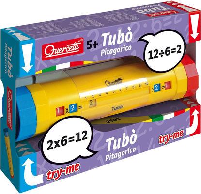 Image de QUERCETTI Tubo Pitagorico Apprentissage Table de Multiplication 2561