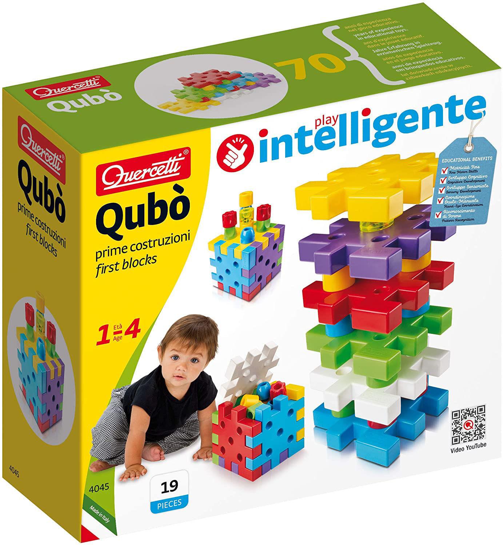 Image de QUERCETTI Qubò First Blocks Multicolore 4045