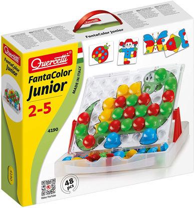 Image de QUERCETTI Fantacolor Junior  Mosaïques Multicolore 4190