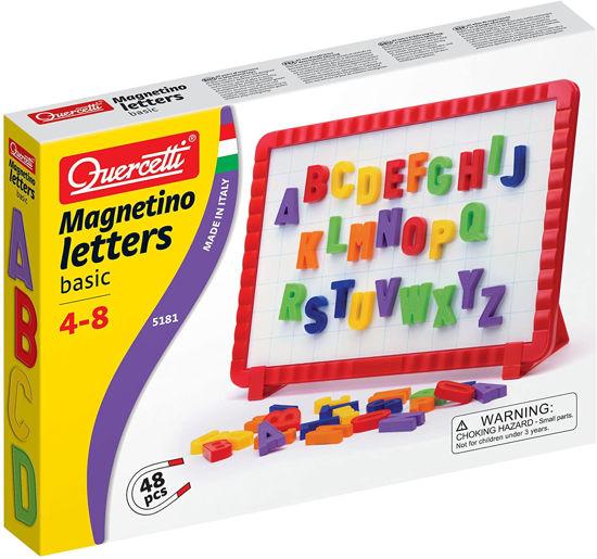Image de QUERCETTI  Magnetino Lettres Basic 5181