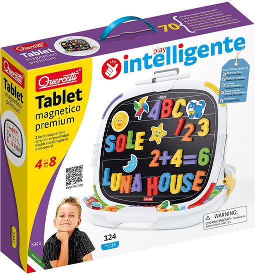 Image de QUERCETTI Tablette  Magnétiques lettres et numéros 5341