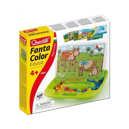 Image de QUERCETTI Fanta color educo 400 pegs Ref 0662