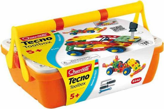 Image de QUERCETTI Techno toolbox 128 pcs Ref 6140