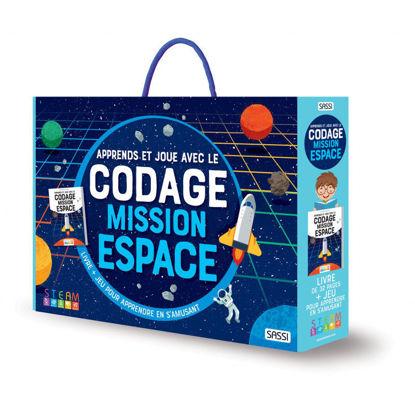 Image de Jeux de société Mission Espace en codage  300804
