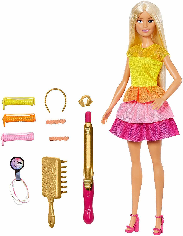 Image de Barbie Ultimate Curls