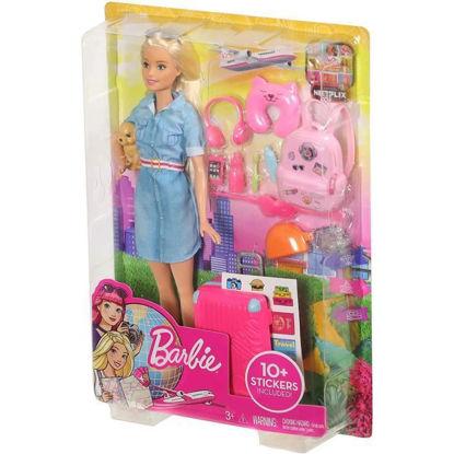 Image de Barbie Voyage poupée