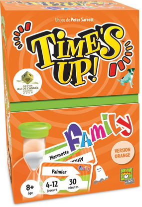 Image de Time's Up Family 2 Orange