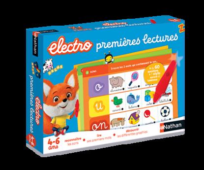 Image de Electro Premières Lectures