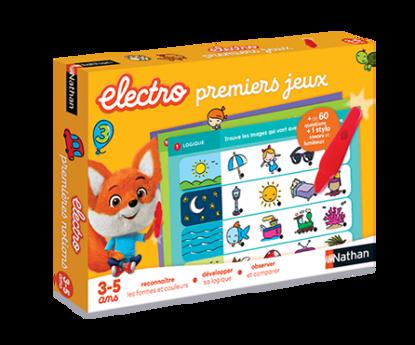 Image de Electro Premiers Jeux