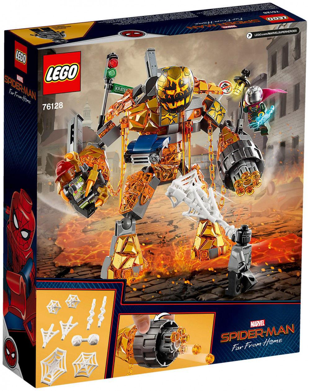 Image de SPIDER-MAN LA BATAILLE DE L'HOMME DE METAL  76128