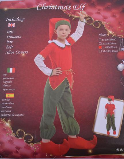 Image de déguisement noël ELF