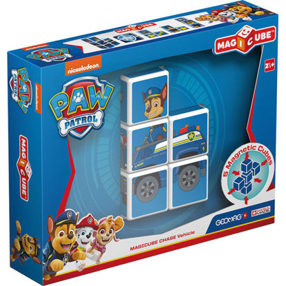 Image de MAGICUBE Paw Patrol  Chase's Police