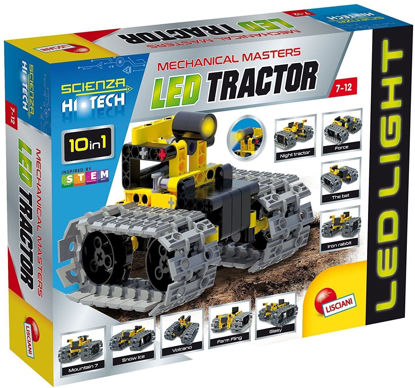 Image de Hi-Tech Led Tractor 66124